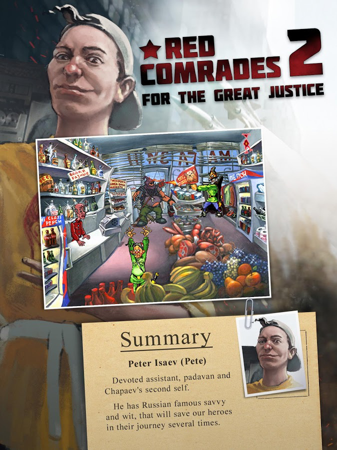 Red Comrades 2 apk